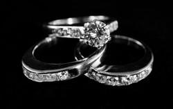 Diamond and Platinum Set