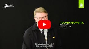 Somerolaiset kertovat - Tuomo Maavirta