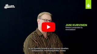 Somerolaiset kertovat - Jani Kurvinen