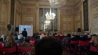 """Convegno """"L'Egitto dei Neteru"""" - Napoli, Palazzo Serra di Cassano, Istituto Italiano per gli Studi Filosofici."""