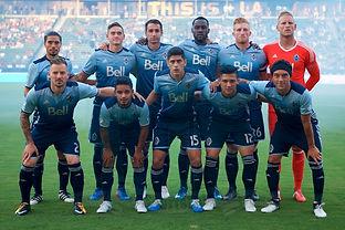 L.A. Galaxy vs. Vancouver Whitecaps FC - 07/19/17 - MLS