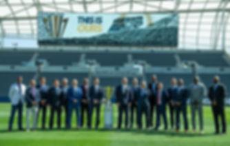 Anuncio del Calendario de la Copa Oro 2019 - 04/10/19 - CONCACAF