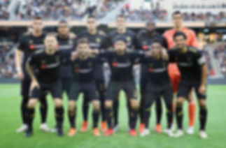 L.A. FC vs. San Jose Earthquakes - 06/20/19 - LHUSOC