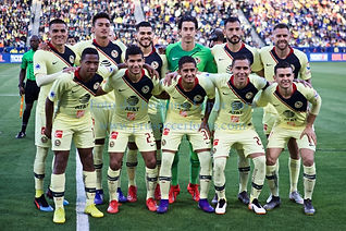 Club America vs. Club Atlas - 03/23/19 - Amistoso