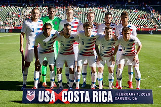 USA MNT vs. Costa Rica - 02/01/20 - Amistoso