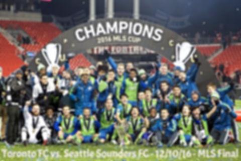 Toronto FC vs. Seattle Sounders FC - 12/10/16 - MLS Cup Final