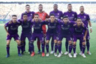 L.A. Galaxy vs. Orlando City SC - 07/29/18 - MLS