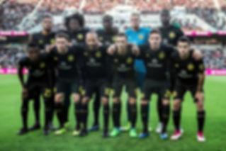L.A. FC vs. Columbus Crew SC - 06/23/18 - MLS