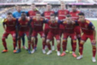 L.A. FC vs. Real Salt Lake - 08/15/18 - MLS