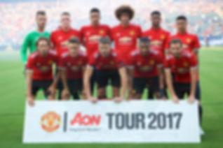 L.A. Galaxy vs. Manchester United - 07/15/17 - Amistoso