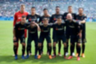 L.A. Galaxy vs. L.A. FC - 03/31/18 - MLS