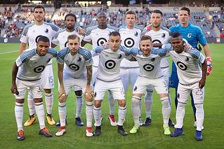 L.A. FC vs. Minnesota United FC - 05/09/18 - MLS