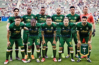 L.A. Galaxy vs. Portland Timbers - 03/31/19 - MLS