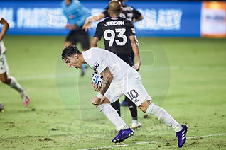 L.A. Galaxy vs. San Jose Earthquakes - 08/29/20 - MLS