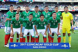 Mexico vs. El Salvador  - 07/09/17 - CGC17