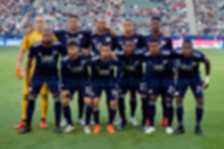 L.A. Galaxy vs. New England Revolution - 06/02/19 - MLS