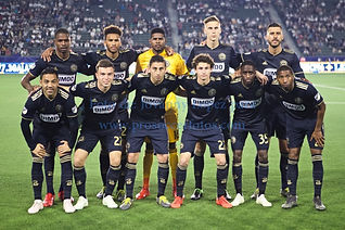 L.A. Galaxy vs. Philadelphia Union - 04/13/19 - MLS
