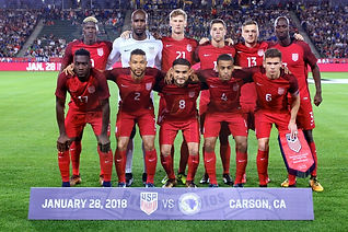 USA MNT vs. Bosnia & Herzegivina - 01/28/18 - Amistoso
