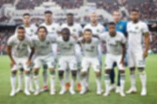 L.A. FC vs. Portland Timbers - 07/18/18 - LHUSOC