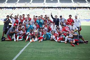 C.F. Monterrey vs. Club Necaxa - 07/15/18 - SCMX