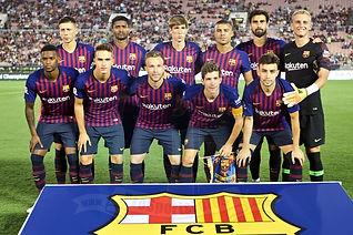 FC Barcelona vs. Tottenham Hotspur FC - 07/28/18 - ICC 2018