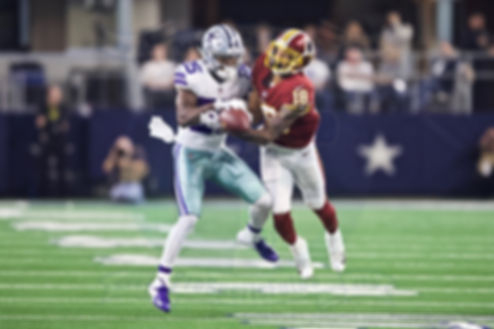 Dallas Cowboys vs. W. Redskins - 11/22/18 - NFL