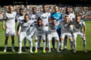 L.A. FC vs. Vancouver Whitecaps FC - 10/21/18 - MLS
