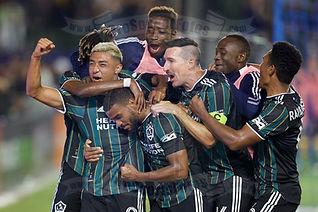 L.A. Galaxy vs. Portland Timbers FC - 07/30/21 - MLS