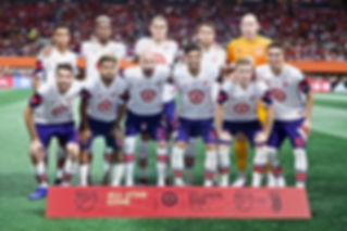 MLS All-Star vs. Juventus FC - 08/01/18