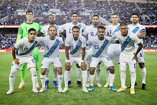 El Salvador vs. Guatemala - 06/26/21 - Amistoso