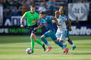 L.A. Galaxy vs. San Jose Earthquakes - 05/29/21 - MLS