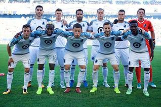 L.A. Galaxy vs. Minnesota United FC - 10/15/17 - MLS