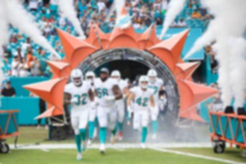 Miami Dolphins vs. W. Redkins - 10/13/19 - NFL
