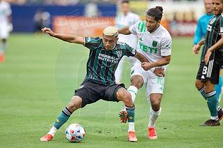 L.A. Galaxy vs. Austin FC - 05/15/21 - MLS