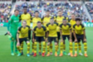 L.A. FC vs. Borussia Dortmund - 05/22/18 - Amistoso
