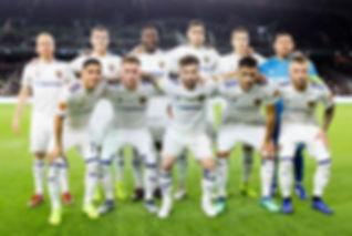 L.A. FC vs. Real Salt Lake - 11/01/18 - MLS Playoffs