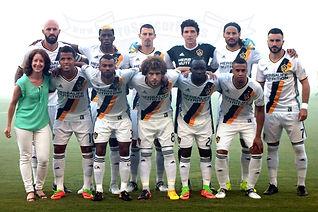 L.A. Galaxy vs. Seattle Sounders FC - 07/29/17 - MLS
