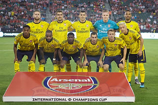 Arsenal FC vs. FC Bayern Munich - 07/17/19 - ICC