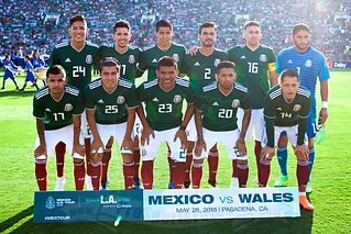 Mexico vs. Wales - 05/28/18 - Amistoso