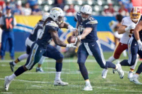 L.A. Chargers vs. W. Redskins - 12/10/17 - NFL