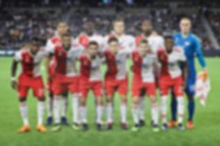 L.A. FC vs. New England Revolution - 09/15/18 - MLS