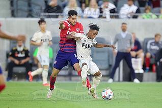 L.A. FC vs. FC Dallas - 06/23/21 - MLS