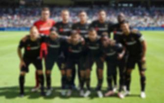 L.A. FC vs. San Jose Earthquakes - 09/22/18 - MLS