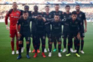 L.A. Galaxy vs. D.C. United - 07/04/18 - MLS
