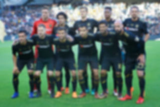 L.A. FC vs. Seattle Sounders FC - 04/29/18 - MLS