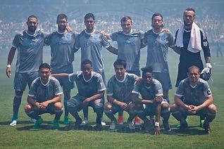 L.A. Galaxy vs. Seattle Sounders FC - 04/23/17 - MLS