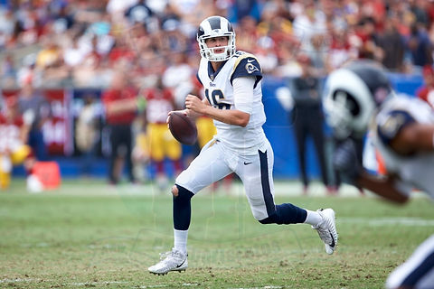 L.A. Rams vs. W. Redskins - 09/17/17- NFL