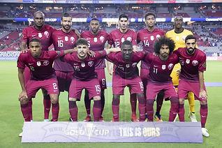 Qatar vs. El Salvador - 07/24/21 - CCO2021