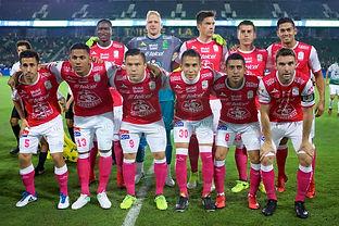 Club Santos Laguna vs. Leon FC - 11/11/17 - Amistoso