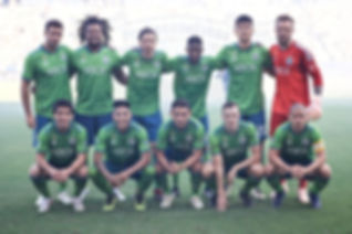 L.A. Galaxy vs. Seattle Sounders FC - 09/23/18 - MLS